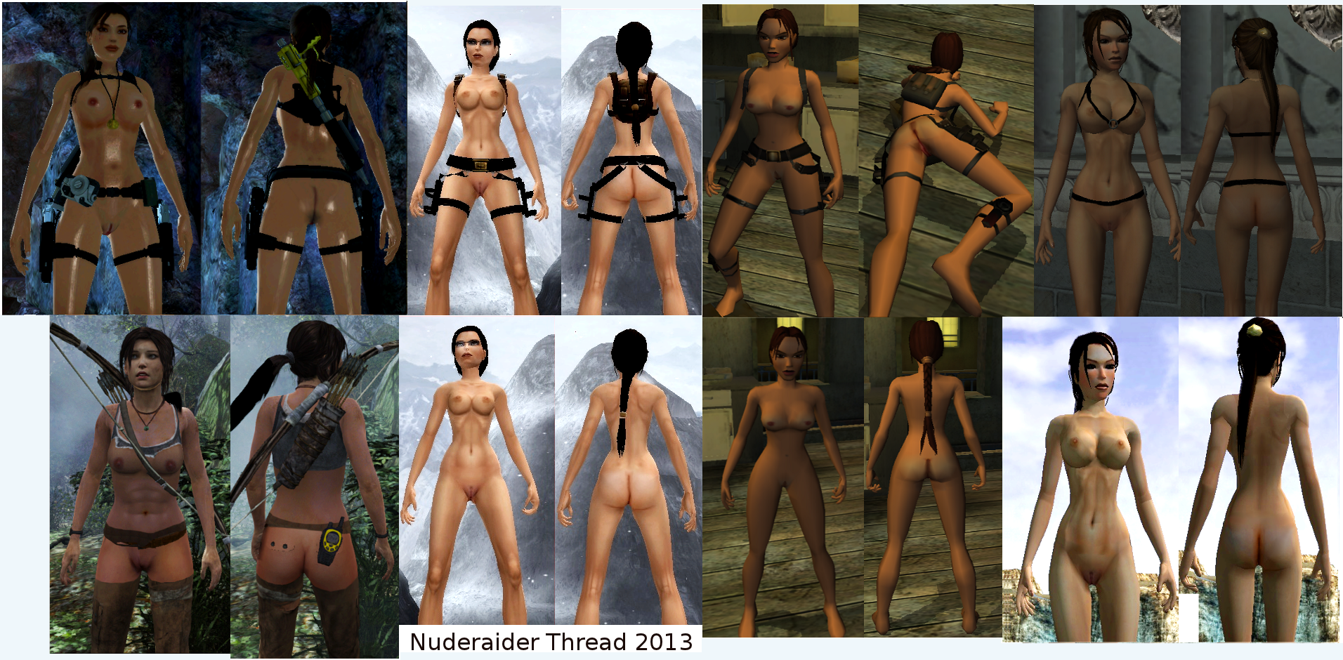 Nude raider patch nude scenes